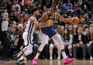 """NBA: """"Καυτός"""" Ντούραντ! Νίκησαν τον Ντόρσεϊ οι Γουόριορς – video"""