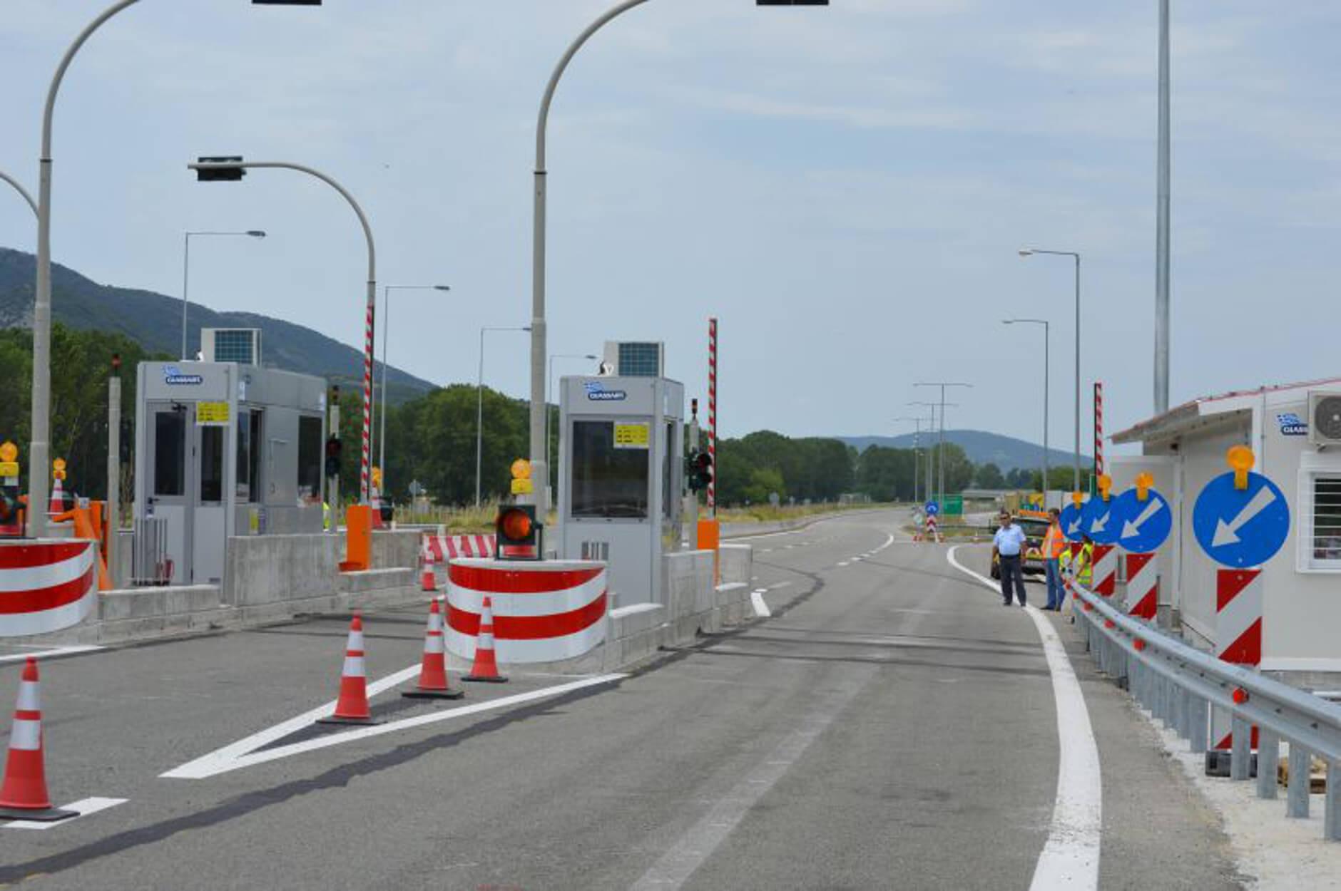 Εγνατία Οδός: Διακοπή κυκλοφορίας οχημάτων άνω των 3,5 τόνων λόγω θυελλωδών ανέμων!