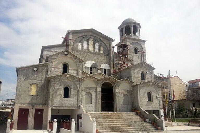 Αποτέλεσμα εικόνας για διαρρηξη σε ναο της θεσσαλονικης