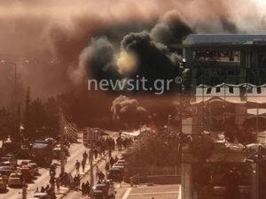 Έκρηξη στη Γλυφάδα: Καρτέρι θανάτου σε Λιβανέζο αρχιμαφιόζο