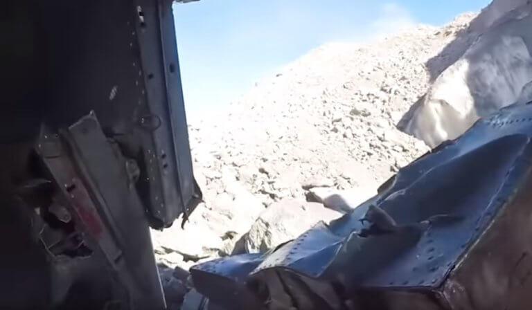 Τρομακτικό! Έπεφτε το ελικόπτερο που επέβαινε και κατέγραψε την πτήση του τρόμου! – video