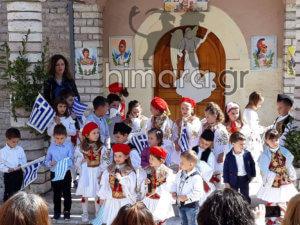 25η Μαρτίου: Σε ατμόσφαιρα συγκίνησης ο εορτασμός στην Βόρεια Ήπειρο