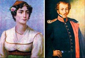 Όταν ο Υψηλάντης αρνήθηκε να παντρευτεί την Μαντώ Μαυρογένους