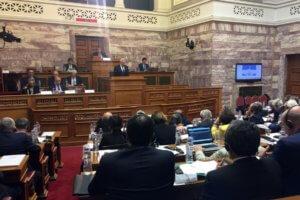 Νέο χτύπημα από Τούρκο βουλευτή στην Ελληνική Βουλή! – «Πόσο δυτική χώρα αισθάνεται η Ελλάδα;»