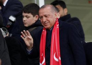Ερντογάν: Κωνσταντινούπολη δεν θα υπάρξει ξανά!