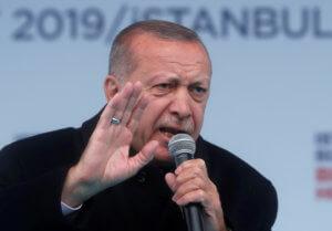 Ανελέητα προκλητικός ο Ερντογάν: Όσο οι Έλληνες σηκώνουν αεροσκάφη στο Αιγαίο, το ίδιο θα κάνουμε κι εμείς!