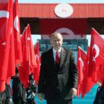 Ερντογάν Κωνσταντινούπολη