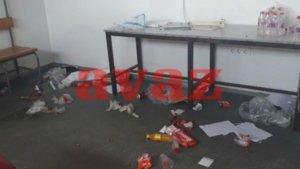 """Εθνική Ελλάδας: Οι Βόσνιοι κράζουν για τα βρώμικα αποδυτήρια της """"γαλανόλευκης"""" [pics]"""