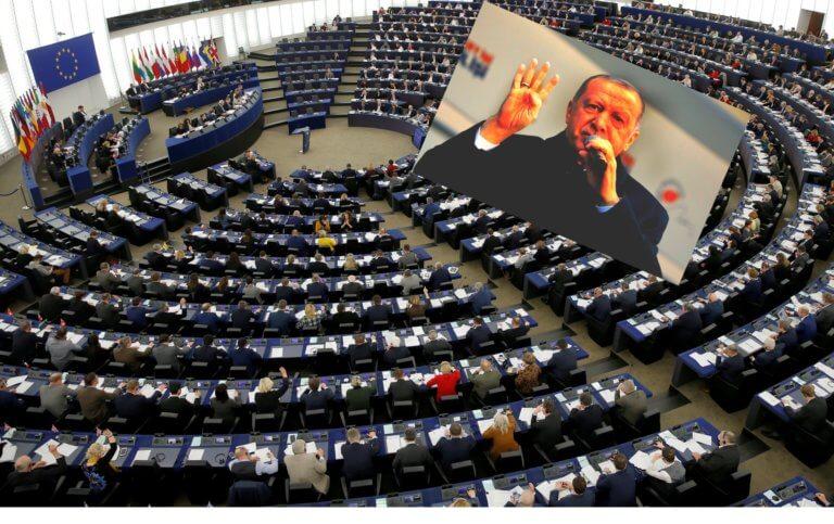 Τουρκία: Καταψήφισαν οι ευρωβουλευτές ΣΥΡΙΖΑ, ΝΔ και Ποταμιού το «μπλόκο»!