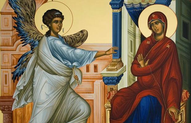 Ευαγγελισμός της Θεοτόκου: Τι ακριβώς γιορτάζουμε σήμερα