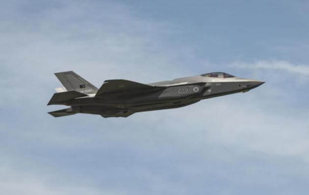 F-35: «Το Νοέμβριο θα προσγειωθούν στην Τουρκία τα stealth πέμπτης γενιάς» δήλωσε Διευθυντής του προγράμματος