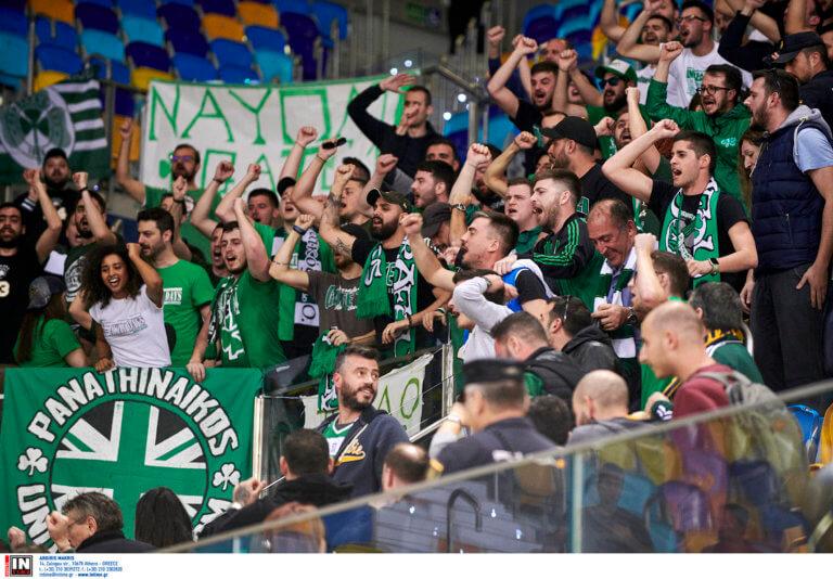 Παναθηναϊκός: «Πάρτι» από τους οπαδούς στις κερκίδες! – video | Newsit.gr