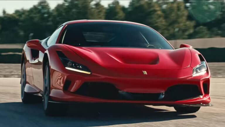 Η νέα Ferrari F8 Tributo με τέρμα γκάζι σε δρόμο και πίστα [vid]