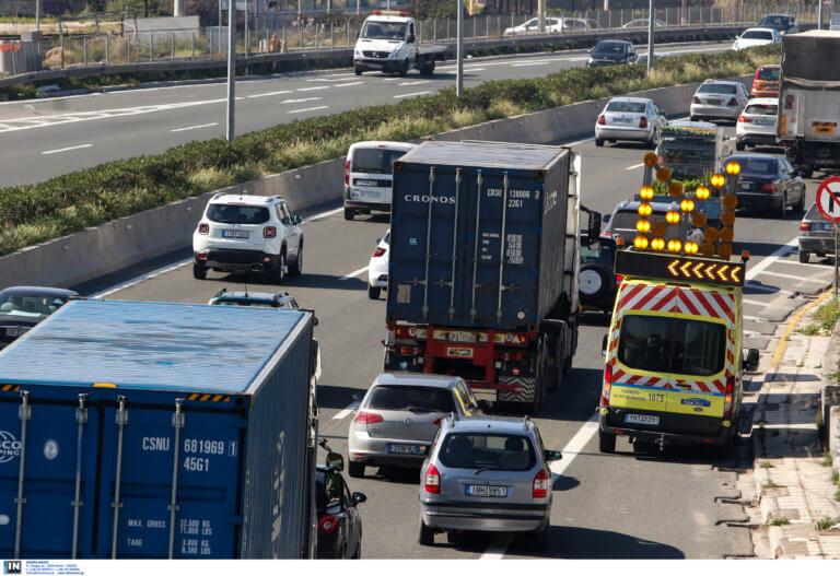 Που απαγορεύεται η κυκλοφορία των φορτηγών τις Απόκριες και την Καθαρά Δευτέρα