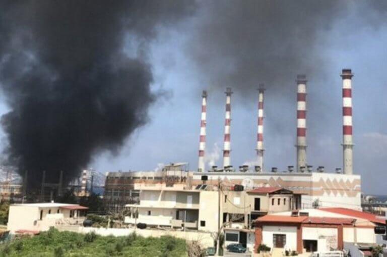 Ηράκλειο: Ισχυρή έκρηξη σε εργοστάσιο της ΔΕΗ – Μπλακ άουτ στην Κρήτη – Σοβαρά προβλήματα!