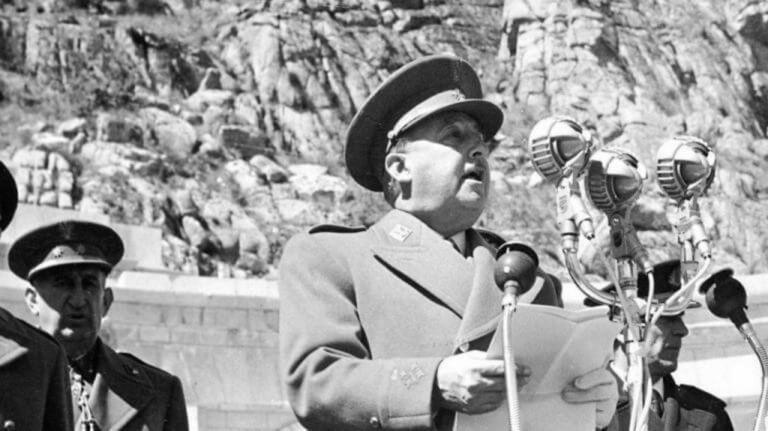Φράνκο: Σε κρατικό νεκροταφείο της Μαδρίτης το λείψανο του Ισπανού δικτάτορα | Newsit.gr