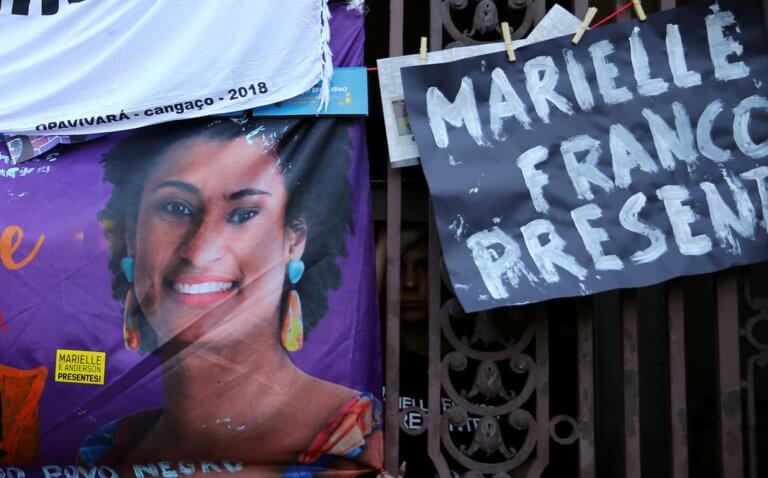 Βραζιλία: Απαγγέλθηκαν κατηγορίες στους αστυνομικούς για την δολοφονία της μαύρης πολιτικού | Newsit.gr