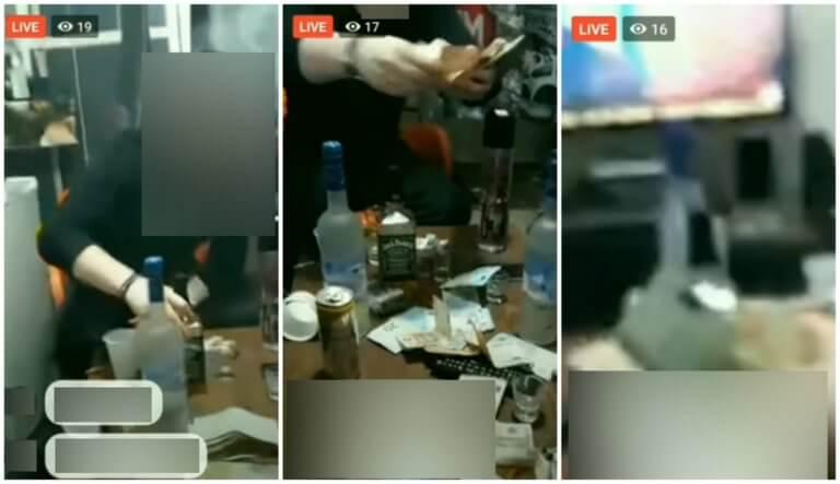 Φυλακές: Κελιά… σουίτες! Γλέντια, ποτά, μετρητά και… live στο Facebook!