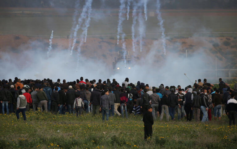 Νέο μακελειό στη Λωρίδα της Γάζας! Δυο νεκροί παλαιστίνιοι και 55 τραυματίες