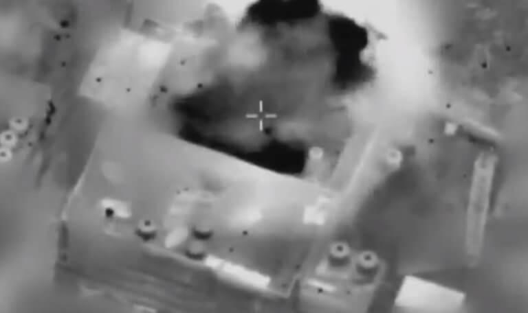 Βίντεο – ντοκουμέντο: Η στιγμή που τα Ισραηλινά μαχητικά βομβαρδίζουν την Λωρίδα της Γάζας