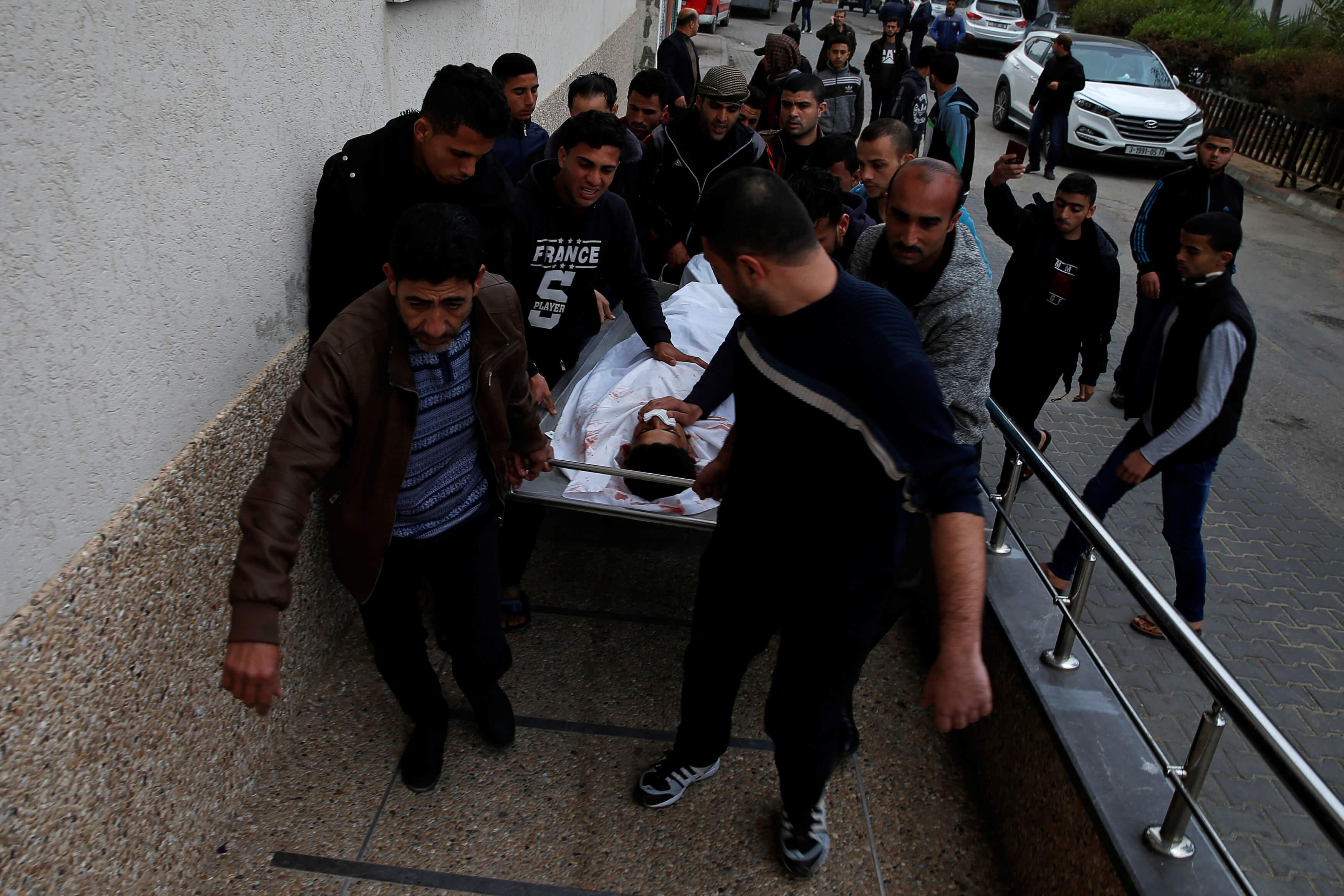 Νεκρός - Γάζα