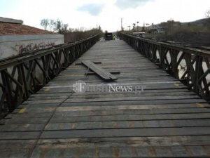 Κρήτη: Ακατάλληλη για τα λεωφορεία η γέφυρα στον Πλατανιά