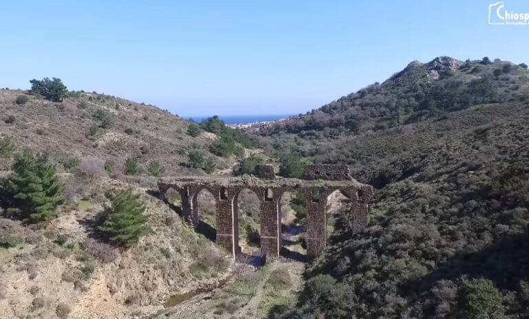 Χίος: Η άγνωστη ιστορία πίσω από αυτή την εικόνα που εντυπωσιάζει τους τουρίστες – video