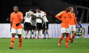 Euro 2020: Ματσάρα και διπλό για τη Γερμανία! Τα αποτελέσματα στα προκριματικά – videos