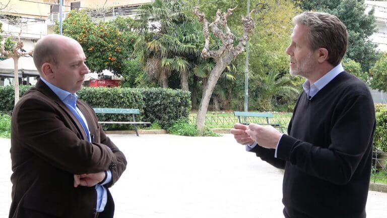 Παύλος Γερουλάνος στο newsit.gr: Δεν έχω ανάγκη από μυστικές δημοσκοπήσεις