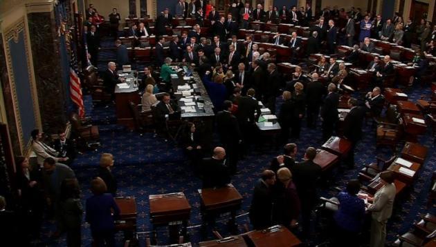 Αμερικανική Γερουσία: Με ειδικό ψήφισμα «επιβραβεύει» την Ελλάδα!