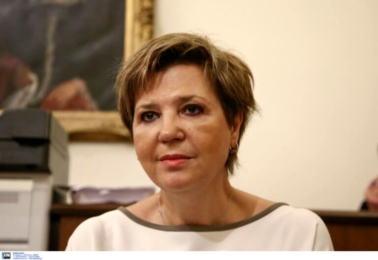 Γεροβασίλη: Στο τέλος θα πουν ότι εγώ η ίδια πετάω τις μολότοφ | Newsit.gr
