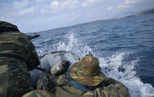 Εντυπωσιακές εικόνες από άσκηση του Στρατού Ξηράς [pics]