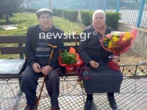 «Παγώνει» το πρόστιμο των 200 ευρώ για την 90χρονη που πουλούσε τερλίκια
