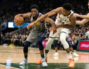 «Σάρωσαν» οι Μπακς με «μαγικό» Αντετοκούνμπο! Τα αποτελέσματα στο NBA – video