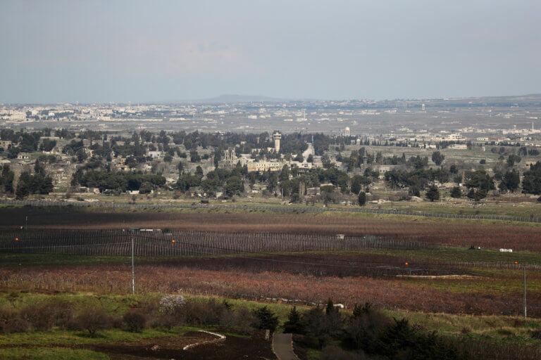 Δεν αναγνωρίζει η ΕΕ την κυριαρχία του Ισραήλ στα Υψίπεδα του Γκολάν