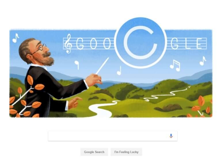 Μπέντριχ Σμέτανα: 3 πράγματα που δεν γνωρίζετε για τον άνθρωπο που τιμάει η Google | Newsit.gr