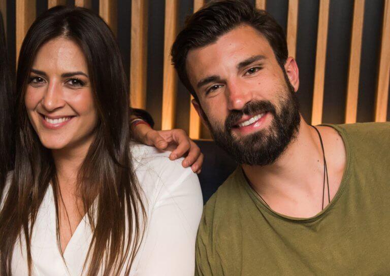 Ηλίας Γκότσης – Εύη Σαλταφερίδου: Πρώτη κοινή εμφάνιση μετά την είδηση ότι είναι ζευγάρι! (pics)