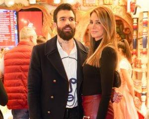 Μαρία Καλάβρια – Δημήτρης Αλεξάνδρου: Βραδινή έξοδος με chic εμφάνιση για το ερωτευμένο ζευγάρι! [pics]