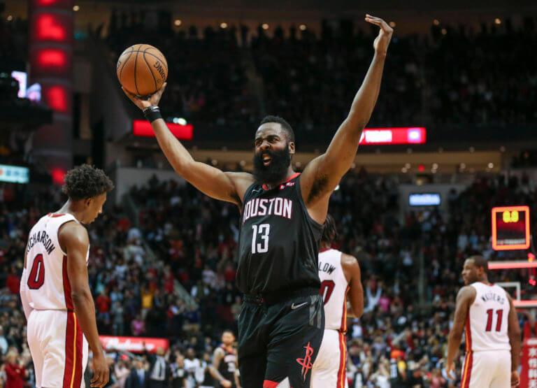 NBA: «Μυθικός» Χάρντεν! Ασύλληπτη εμφάνιση – video | Newsit.gr