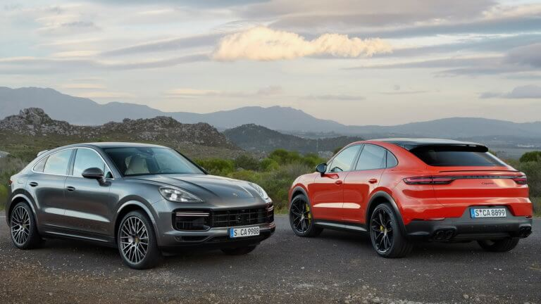 Αυτή είναι η νέα Porsche Cayenne Coupe! [vids]