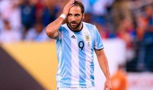 Τέλος ο Ιγκουαΐν από την Εθνική Αργεντινής!