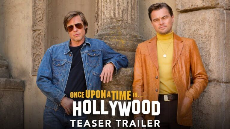 Once Upon A Time in Hollywood: Πιτ και Ντι Κάπριο στη νέα ταινία του Ταραντίνο