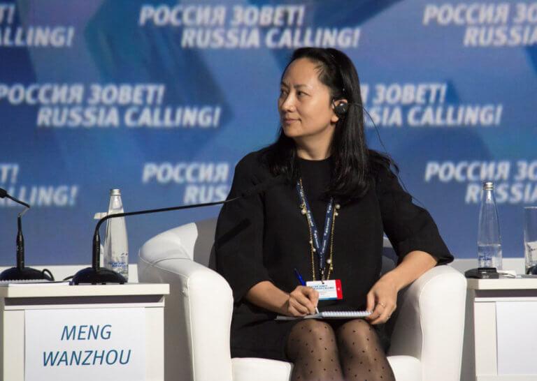 Καναδάς: Ξεκίνησε η έκδοση της κόρης του ιδρυτή της Huawei
