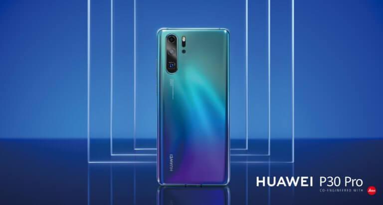 Huawei P30 Series: Ξεκίνησαν στα Public οι προπαραγγελίες