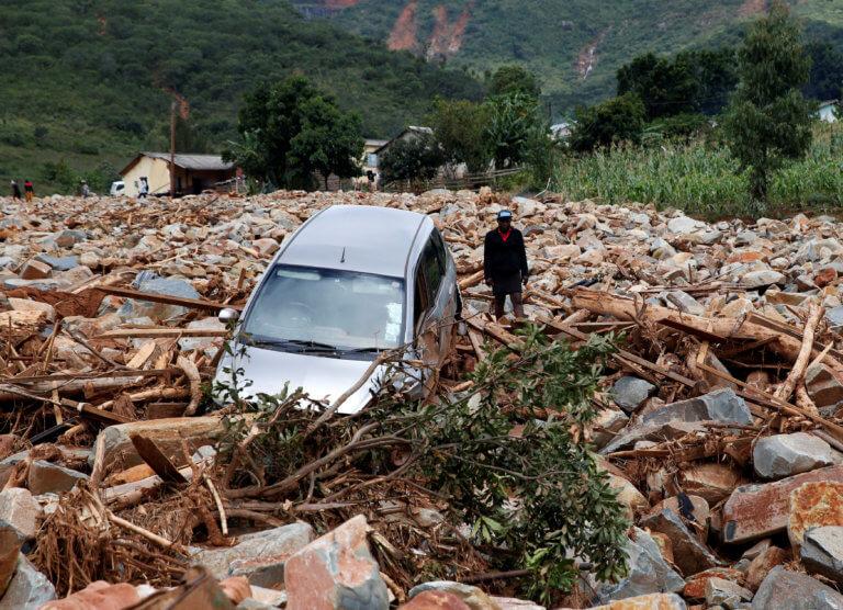 Μοζαμβίκη: 446 νεκροί από τον κυκλώνα Ιντάι