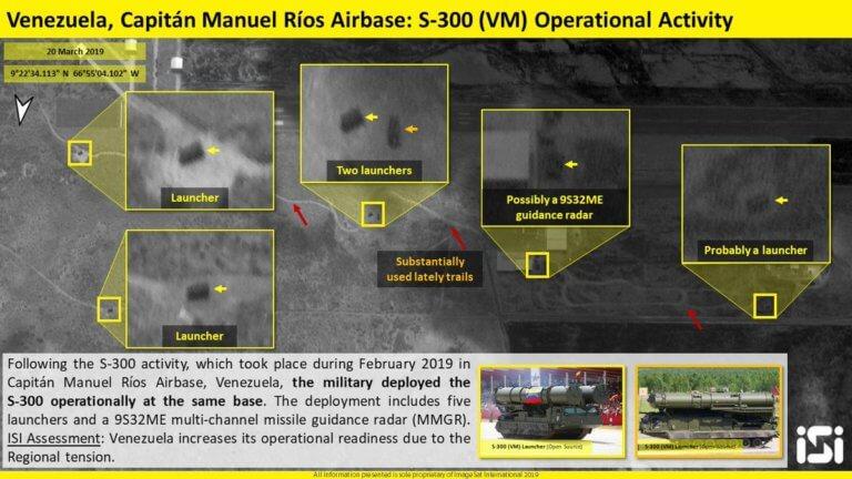 «Δώρο» Πούτιν σε Μαδούρο: Δορυφόροι αποκάλυψαν πυραύλους S-300 στην Βενεζουέλα! [pics]