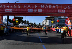 Ημιμαραθώνιος Αθήνας 2019: Κλειστό το κέντρο – Αναλυτικά οι κυκλοφοριακές ρυθμίσεις