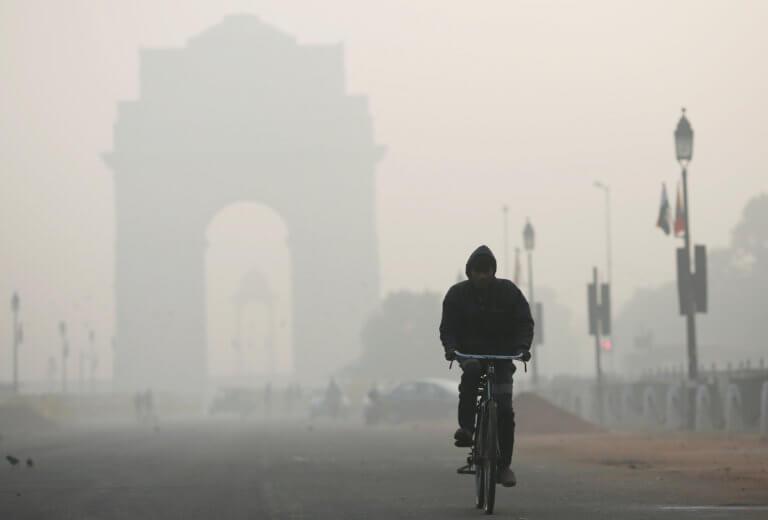 Σοκαριστικά στοιχεία της Greenpeace για μολυσμένες πόλεις στην Ινδία
