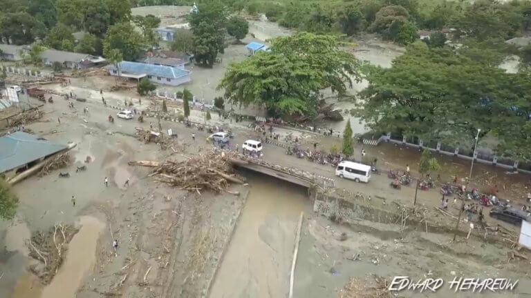 Ινδονησία: Δυνατοί σεισμοί στα νησιά Μολούκες και Σουλαουέζι