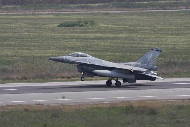Ηνίοχος 2019: Ξεκινάει η μεγάλη αεροπορική άσκηση με «ηχηρές» παρουσίες